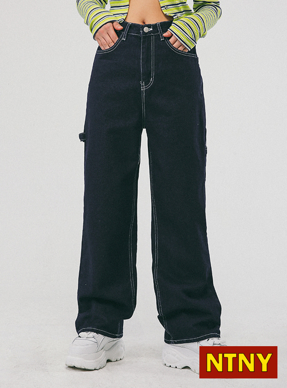 [NTNY-144] COVA DENIM CARPENTER PANTS